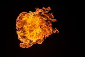 La voyance par le feu